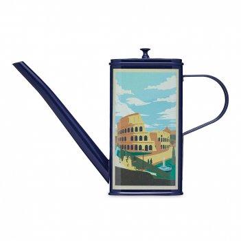 Бутылка -лейка для масла, объем: 500 мл, материал: металл, серия italian,