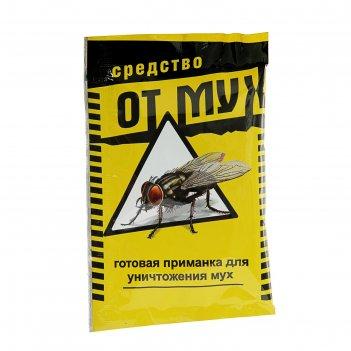 Приманка от мух, пакет, 15 г