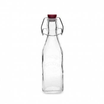 Бутылка квадратная для масла и уксуса, объем: 550 мл, материал: стекло, се