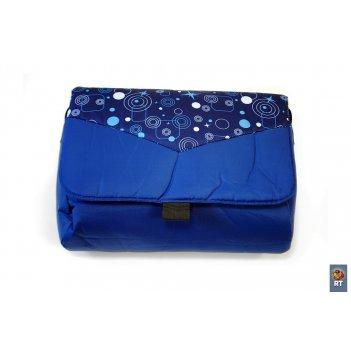 Сумка на санимобиль — синий