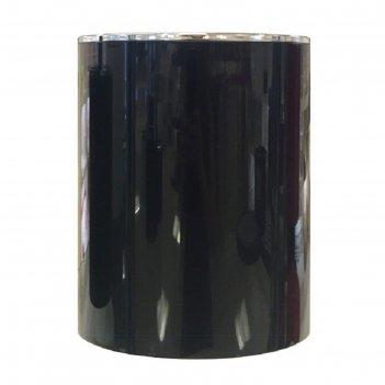 Урна с крышкой lenox, цвет черный