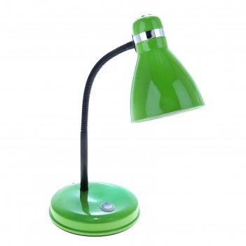 Настольная лампа, салатовая