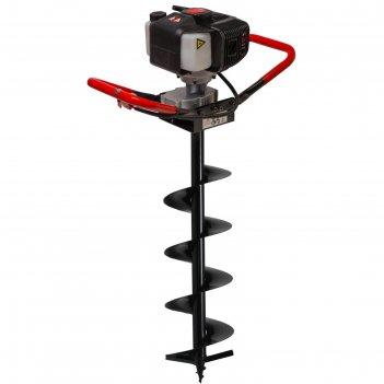 Мотобур ada grounddrill-5 со шнеком drill 200,бенз.,2х такт.,2.5л.с./1.8кв