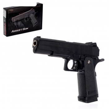Пистолет пневматический «черная молния»