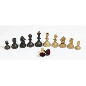 Шахматные фигуры стародворянские, дуб