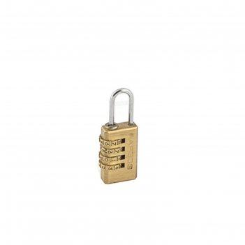 Замок навесной apecs pdв-40-21 code, кодовый, блистер
