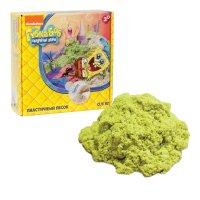 1toy губка боб, космический песок, жёлтый 0,5 кг