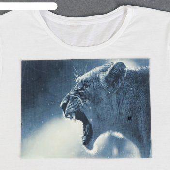Пришивная аппликация «лев», 3d, 27 x 20 см