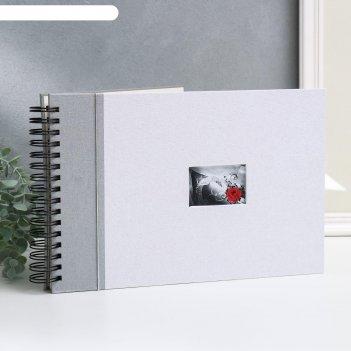 Фотоальбом магнитный белый 144 фото (96/10х15, 48/15х21) +10 магнитных лис