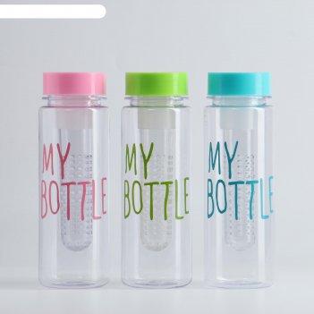 бутылки туристические