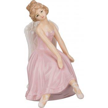 Статуэтка балерина 10*7*12 см (кор=36шт.)