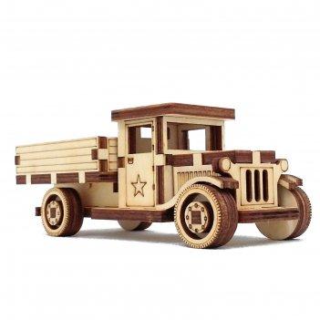 Конструктор  грузовик газ аа. полуторка