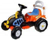 Электромобиль, трактор, акб-1х6v4.5ah, 1 мотор, световые и звуковые эффект