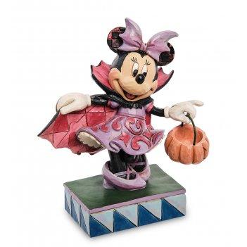 Disney-6000949 фигурка минни маус (хэллоуин)