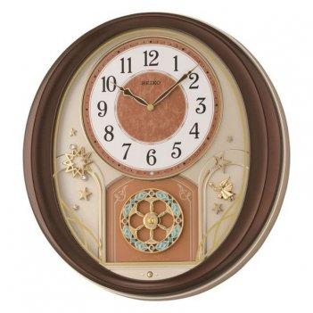 Настенные часы seiko qxm357bt