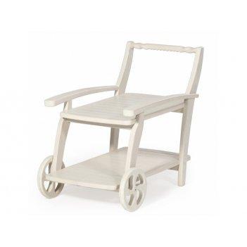 Стол сервировочный leda аристократ, садовая мебель
