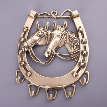 Крючок настеннный лошадь 20*16 см.