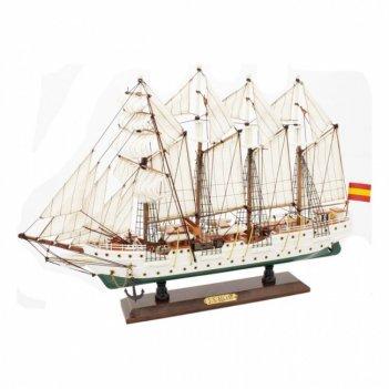 Корабль элькано,  57*36см