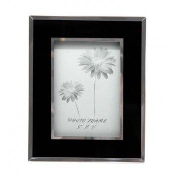 Рамка для фотографии jardin dete инь-ян, cталь, стекло, 20,5 х
