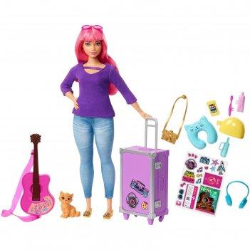 Кукла дейзи из серии путешествия, с аксессуарами fwv26