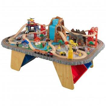 Игровой набор горный тоннель