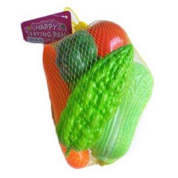 Овощи в сетке  (10 предметов)