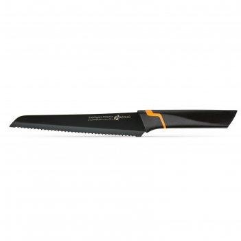 Нож для хлеба  genio vertex 18,5 см