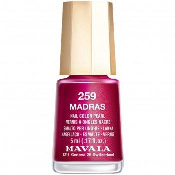 Лак для ногтей mavala 259 мадрас