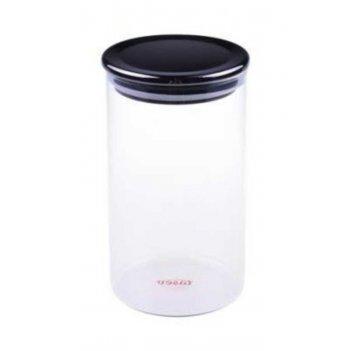 Стеклянный контейнер для хранения bambum dimusta 15 см