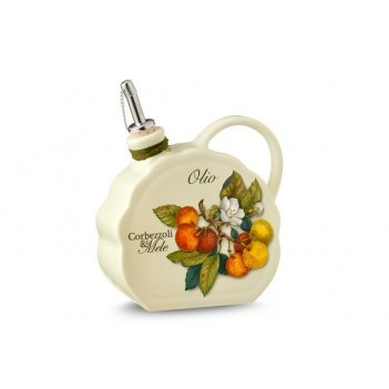 Бутылка для масла итальянские фрукты
