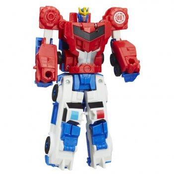 Трансформеры роботы под прикрытием: крэш-комбайнер transformers