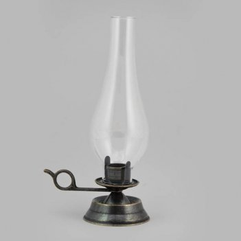 Подсвечник ламповый