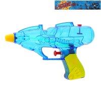 Пистолет водный бластер, цвета микс