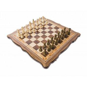 Шахматы турнирные-3 инкрустация 40, az108, zeynalyan