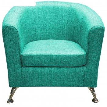 Кресло во, рогожка azure