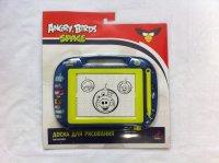 Магнитная доска для рисования angry birds space, свинья