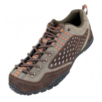 Ботинки треккинговые dot городские (замша/endura trek, vaportex trek, dura