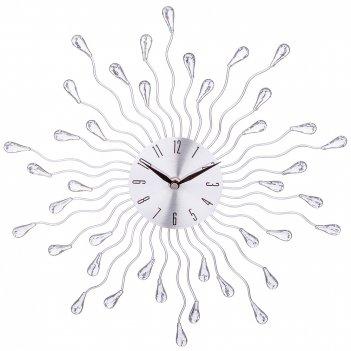 Часы настенные 36*36*4 см циферблат диаметр=12 см. (кор=6шт.)
