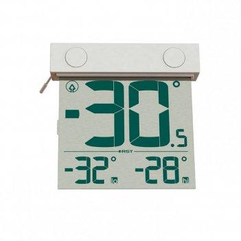 Цифровой оконный термометр на липучке rst01289