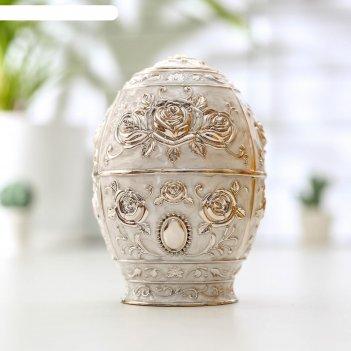 Подставка для зубочисток  яйцо 11х7 см