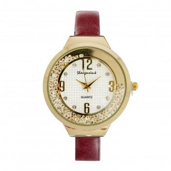 Часы наручные женские shengmeimk, ремешок из экокожи, микс