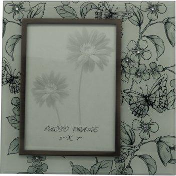Рамка для фотографии jardin dete эскиз, cталь, стекло, размер
