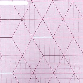 Пододеяльник lovelife, 145х210 см, «сетка»