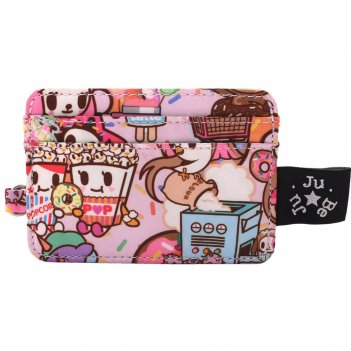 Визитница ju-ju-be be charged donutellas sweet shop tokidoki