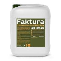 Отбеливатель faktura для древесины, канистра 5 л