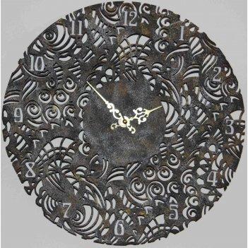 Настенные часы ручной работы art-001
