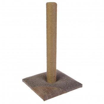 Когтеточка-столбик лофт, джут, 50 см