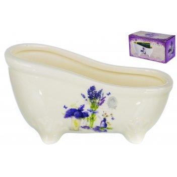 Ванночка для губки «виолет» 12,5x6,2x6,7 см