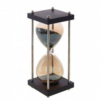 Часы песочные (30 мин), l9 w9 h25 см