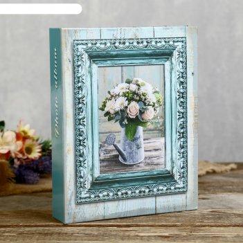 Фотоальбом на 200 фото 10x15см delicate flowers